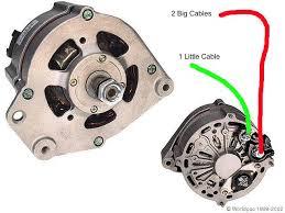 bosch alternator wiring diagram annavernon vw bosch alternator wiring diagram nilza net