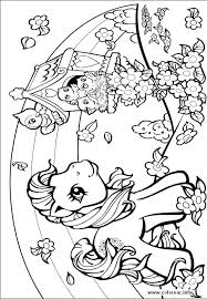 Small Picture 49 best Coloring page Little pony images on Pinterest Ponies