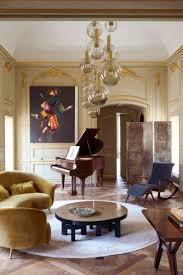 Chateau Interiors And Design A 16th Century Chateau Transformed Into A Contemporary