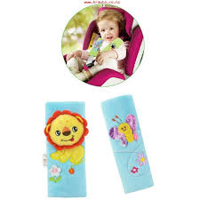 larger image o lizard baby car seat belt strap cover pad cushion infant baby stroller accessories pushchair pad
