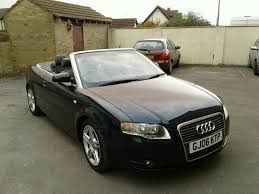 2006-Audi A4 1.8 T convertible WITH full service history | in ...