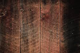 Blue Rustic Wood Background And Rustic Wooden Fence Purification Of