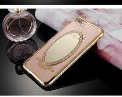 mirror iphone 7 plus case. pink mirror iphone 7 plus case