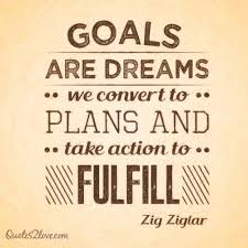 Quotes About Goals And Dreams Best Of Zig Ziglar Quotes About Success Attitude And Motivation Goals Are