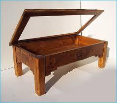 bear display coffee table