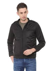 Allen Solly Jackets Allen Solly Black Jacket For Men At Allensolly Com