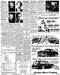Statesville Daily Record from Statesville, North Carolina on August 21,  1950 · Page 5