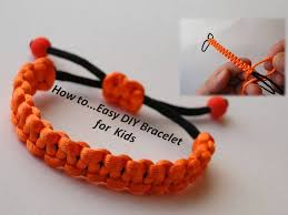 Macrame Bracelet Patterns Extraordinary Simple Macrame Bracelet Tutorial Howto DIY Easy YouTube