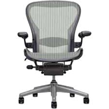 Aeron  Office Chair  Herman MillerAeron Office Chair Used