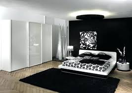 Black And White Modern Bedroom Black And White Bedroom Designs ...