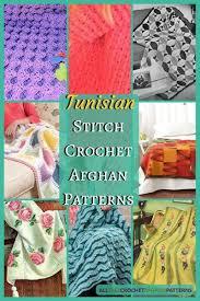 Tunisian Crochet Patterns Stunning 48 Tunisian Stitch Crochet Afghan Patterns