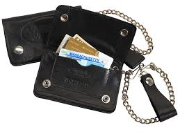 trucker wallet small
