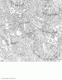More free printable christmas pictures. Christmas Colouring Sheets For Adults Coloring Pages Printable Com