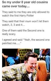 Yeah I was PETRIFIED. Harry potter meme | Books/TV Shows/Movies ... via Relatably.com