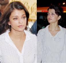 beautiful actress aishwarya rai with no makeup aishwarya rai