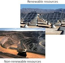 difference between renewable and non renewable resources  difference between renewable and non renewable resources