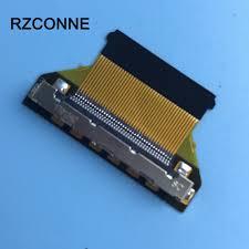 FI RE41S LVDs Đầu Nối Dây Cáp Với Khóa Để 41 Pin FFC FPC Linh Hoạt Năng Cho  Samsung LG Tivi LCD Cáp & Đầu Nối Máy Tính
