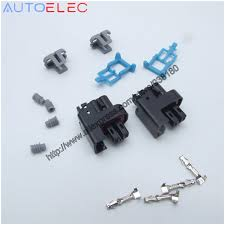 online buy whole gm wire connectors from gm wire set 8 2pin way female lq4 lq9 4 8 5 3 6 0 mini delphi fuel injector wiring connector