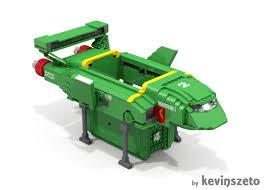 LEGO Ideas - Thunderbirds T2