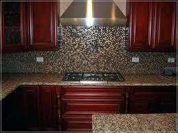 cost to install kitchen tile stamped metal mosaic stone wallpaper ideas backsplash average
