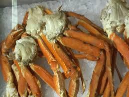 King Crab Leg Size Chart Snow Crab Clusters Qty 8 9 Legs Per Pound