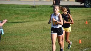 Mercy High's Cross Country Runner Stella Johnson wins Fan Choice Award