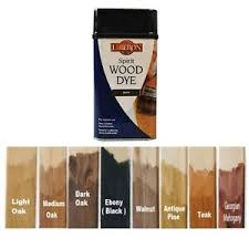 Details About Liberon Spirit Wood Dye Quick Drying Furniture Wood Stain Colour Choice 1l