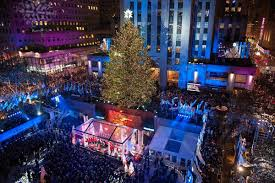 Nyc Tree Lighting 2015 83rd Rockefeller Center Tree Lighting 2015 The Daily Details