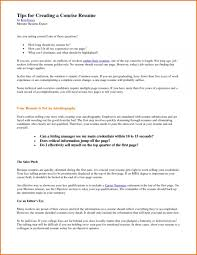 Resume Objective Examples How To Write A Long Should An Be Peppapp