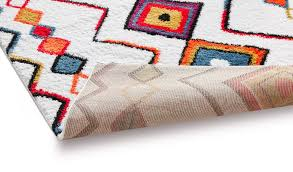 home interior alert famous tribal area rug home decorators collection essence ivory 5 ft x