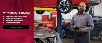 factory trained technician why you should use nissan service