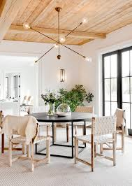 Modern Hamptons Living By Tamara Magel Dining Room