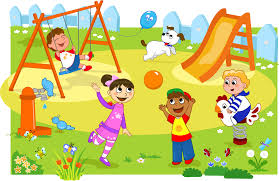 Playground Clipart 19 Playground Vector Royalty Free Download Huge