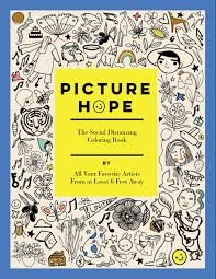 Picture Hope: The Social Distancing Coloring Book - The House That Lars  Built