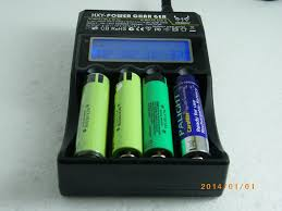 heseny smart lcd battery charger