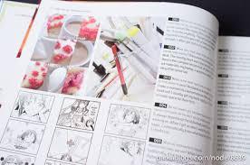 Manga Ideas Book Review 1000 Ideas By 100 Manga Artists Parka Blogs