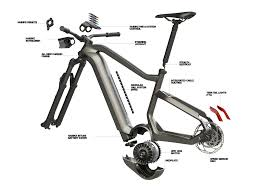 Haibike Light System Haibike Flyon Electric Mountain Bikes Innovation