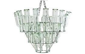 the wine bottle chandelier designed by bonne plat for leitmotiv