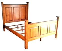 mission style bed frame – schindlbach.info