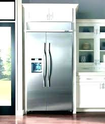 kitchenaid 48 refrigerator. Kitchenaid Panel Ready Refrigerator Drawers 48