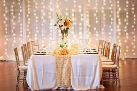 toronto wedding backdrop rentals offering string lights pipe and drapes for weddings we are torontou0027s largest rental company head table lighting n27 table