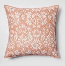1 threshold c fl euro pillow sham new 26 x26 19 35