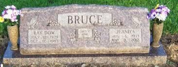 BRUCE, JUANITA - Crawford County, Arkansas | JUANITA BRUCE - Arkansas  Gravestone Photos