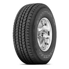General Tire Size Chart General Tires