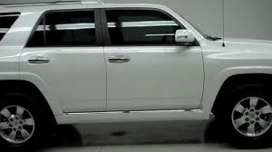 B5036 2011 Toyota 4Runner SR5-2ND BENCH-THIRD ROW-MOON-4WD-1 OWNER ...