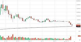 Bitcoin Close To 200 Week Moving Average Is This A