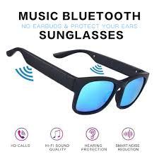 Smart <b>Bluetooth glasses Bluetooth</b> 5.0 <b>stereo Bluetooth</b> headset ...