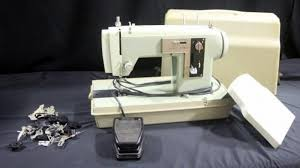 Sewing Machine Sears Kenmore Model 2142