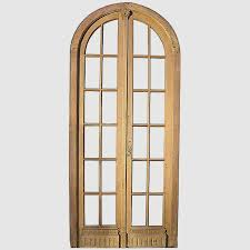 arched glass doors elegant double french door home pinterest arched french doors t29
