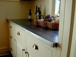 kitchen bath remodeling in lincoln nebraska kitchen and bath countertops zinc countertop